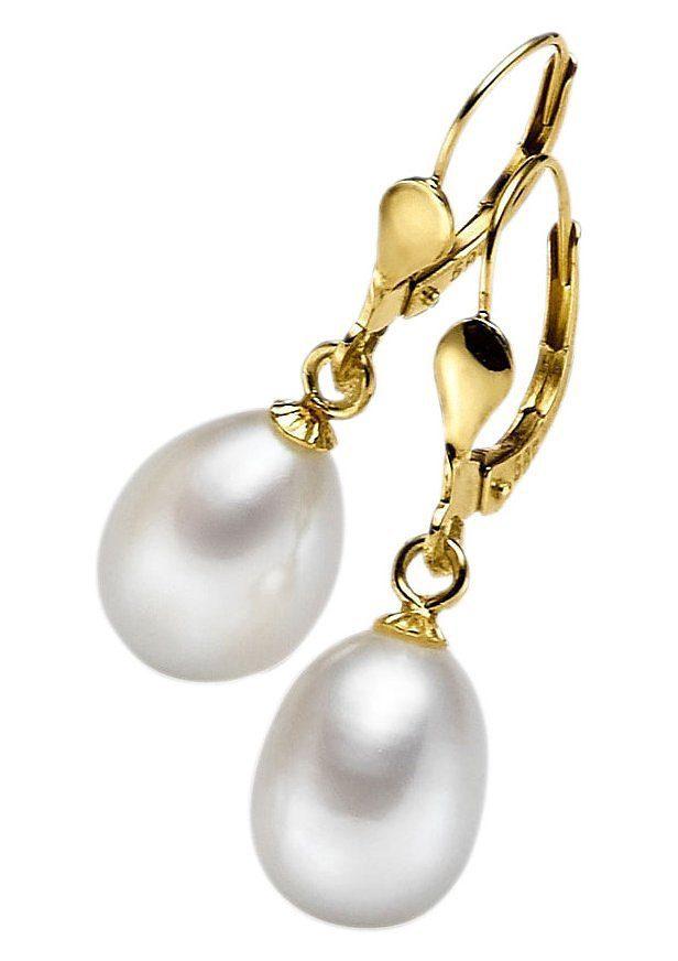 Ohrschmuck mit Perle