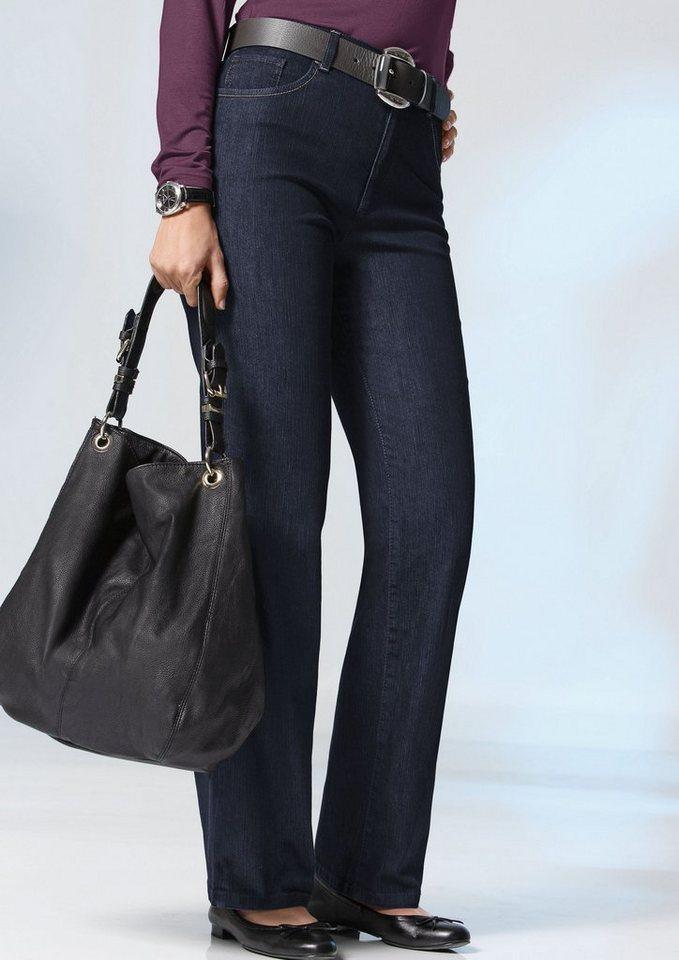 Ascari Jeans mit schlanke Beinsilhouette in dark blue