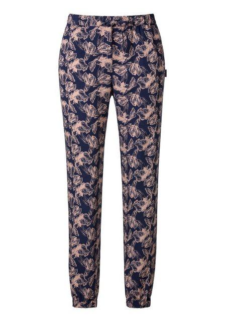 Hosen - Calvin Klein Relaxhose mit Musterung und seitlichen Eingrifftaschen ›  - Onlineshop OTTO