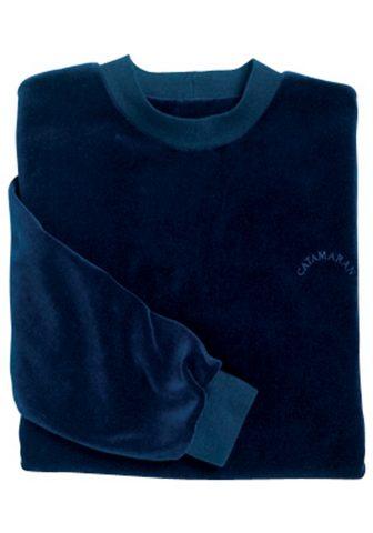 CATAMARAN Megztinis su »«-Stickerei