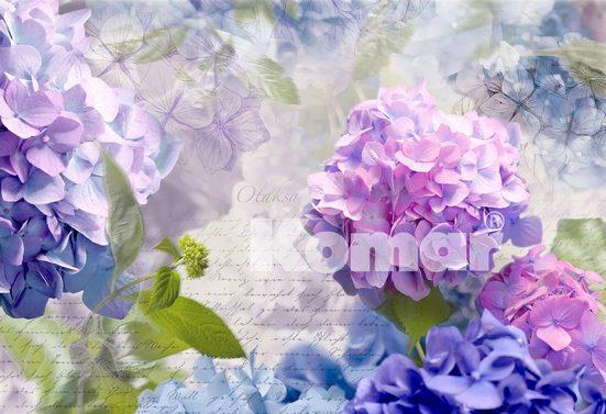 Fototapete »Blüten«