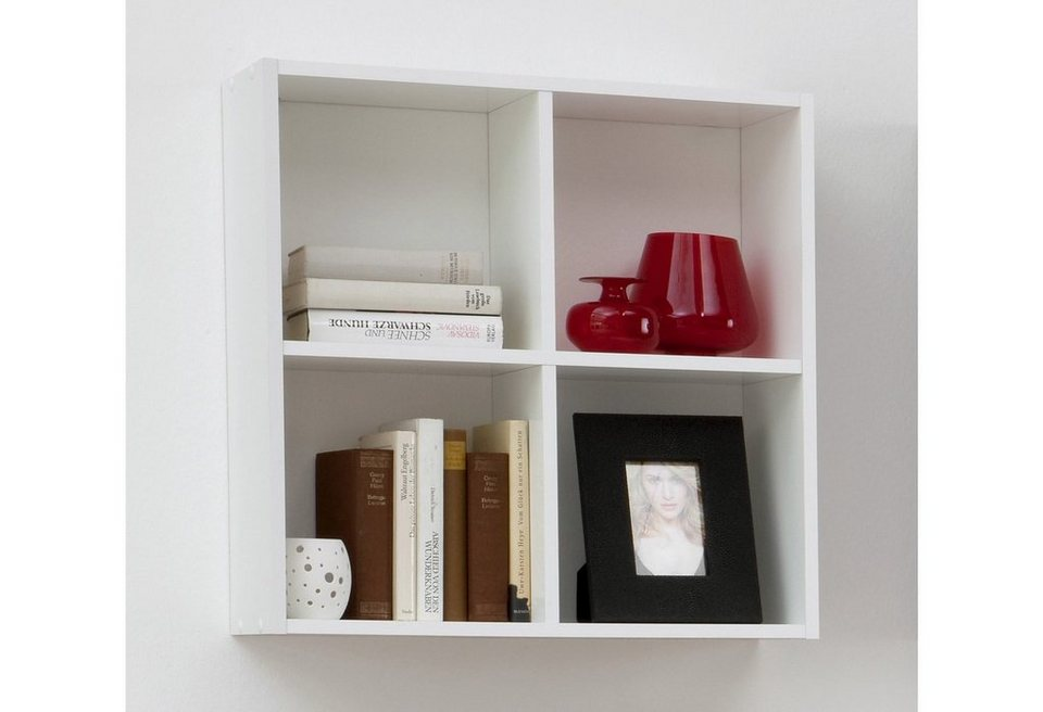 wandregal fmd dori online kaufen otto. Black Bedroom Furniture Sets. Home Design Ideas