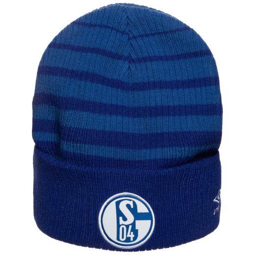 Umbro Beanie »Fc Schalke 04 Two Colour Striped«