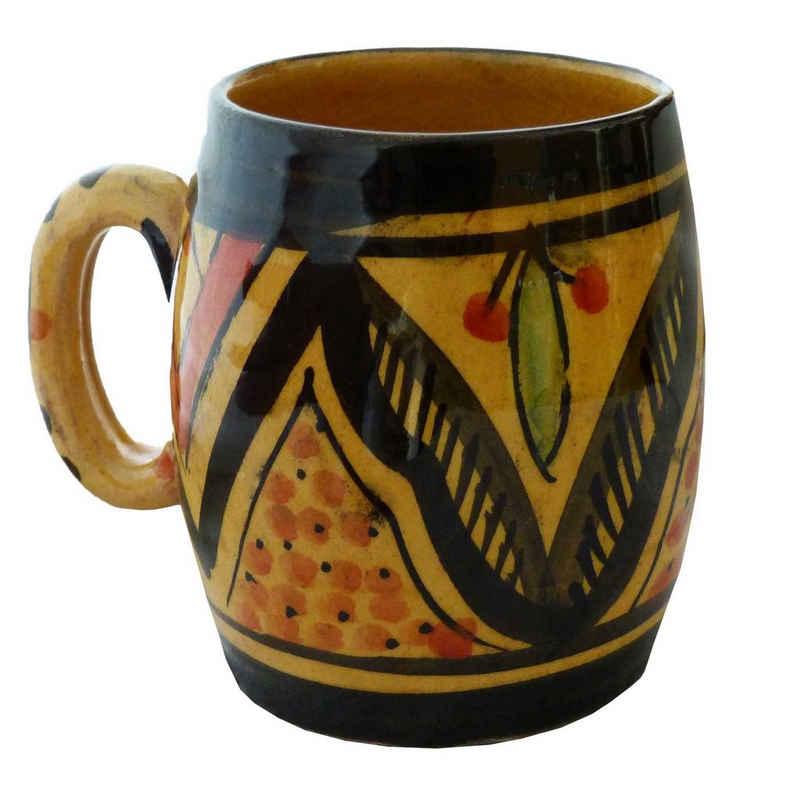 SIMANDRA Tasse »Keramiktasse Groß«, Keramik, handarbeit