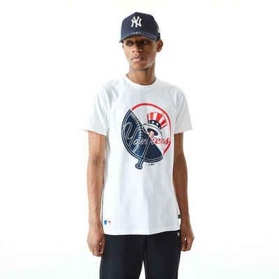 New Era T-Shirt »MLB New York Yankees Split Graphic«