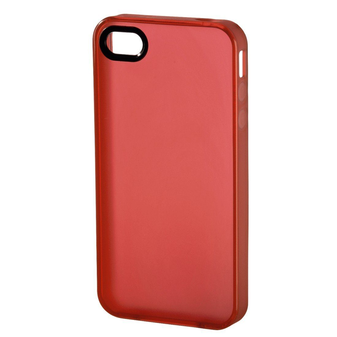 Hama Handy-Cover TPU für Apple iPhone 4/4S, Rot