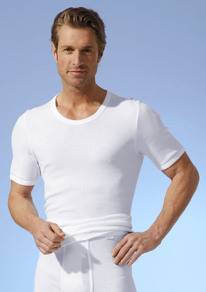 Unterhemd, Comazo (2 Stck.) in weiß