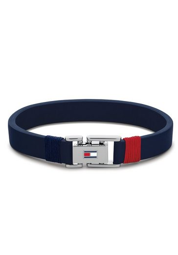 TOMMY HILFIGER Armband »CASUAL, 2790226S, 2790226L«, mit Emaille