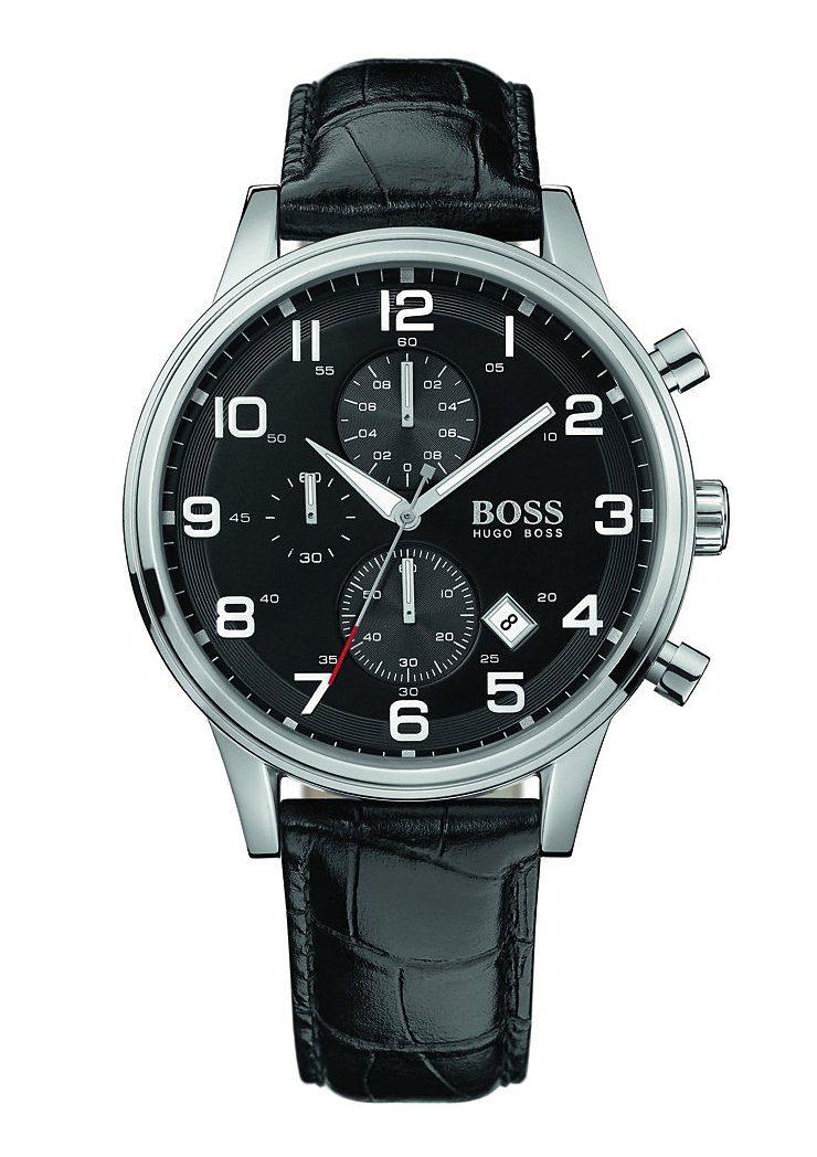 Boss Chronograph »AEROLINER CHRONO, 1512448«