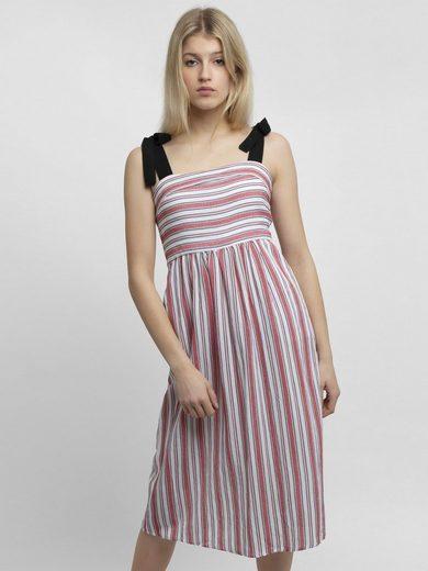 Apart Sommerkleid »mit breiten schwarzen Trägern« mit breiten schwarzen Trägern