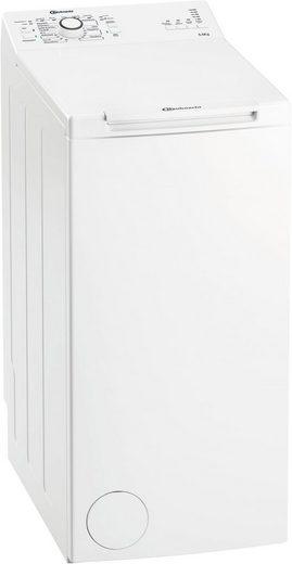 BAUKNECHT Waschmaschine Toplader WAT Prime 550 SD N, 5,5 kg, 1000 U/min