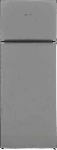 BAUKNECHT Kühl-/Gefrierkombination KDA 1420 S 2, 144 cm hoch, 54 cm breit