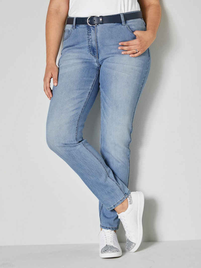 Angel of Style Jeans Carla Slim Fit