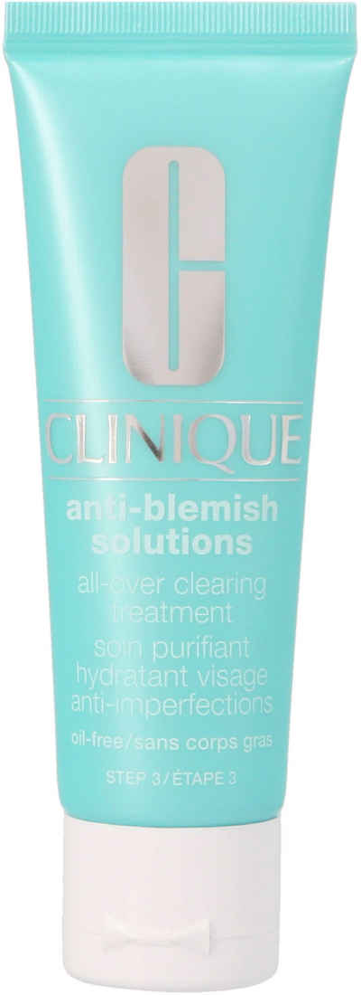 CLINIQUE Gesichts-Reinigungscreme »Anti-Blemish Solutions All-Over Clearing Treatment«