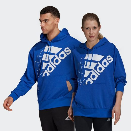 adidas Performance Hoodie »Essentials Logo Hoodie – Genderneutral«