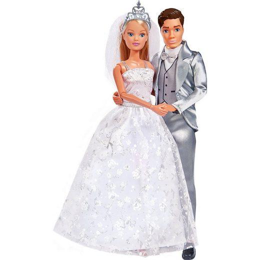SIMBA Anziehpuppe »Steffi LOVE Wedding Fashion«