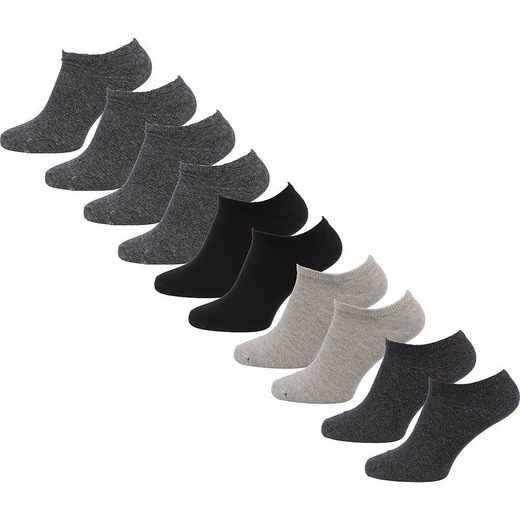 s.Oliver Sneakersocken »Online Unisex Sneaker 10p«