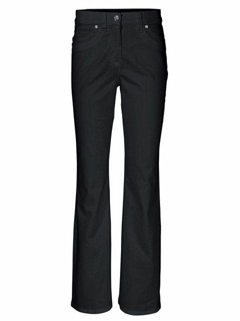Hosen - ASHLEY BROOKE by Heine Bootcut Jeans Bootcut › blau  - Onlineshop OTTO
