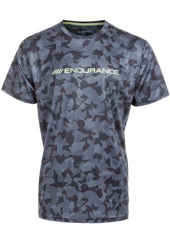 ENDURANCE Marškinėliai »DIEN M PRINTED« su innov...