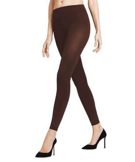 FALKE Leggings »Damen Leggings - Pure Matt, 100 DEN, blickdicht«