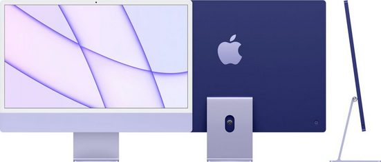 "Apple iMac 24"" mit 4,5K Retina Display iMac (24 Zoll Apple M1)"