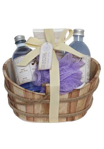 GLOSS! Geschenk-Set su u.a. Shampoo ir Shower...