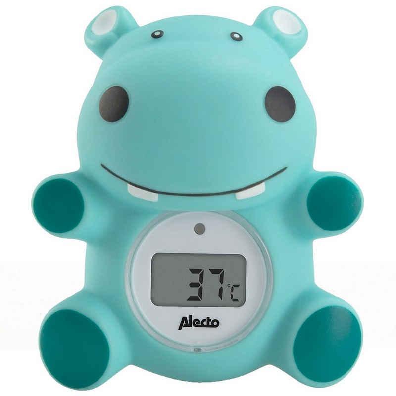 Alecto Badethermometer »BC-11 HIPPO - Raum- und Badewannenthermometer,«