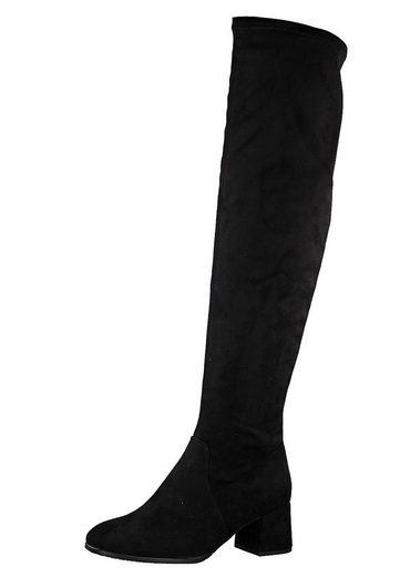 Tamaris »1-25544-25 001 BLACK« Stiefel