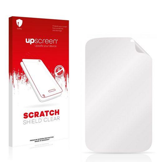 upscreen Schutzfolie »für HTC Desire C«, Folie Schutzfolie klar anti-scratch