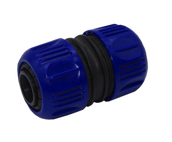 """dynamic24 Schlauchverbinder, 1"""" Zoll Verbinder Reparaturstück Reparator Verbindungsstück Schlauchanschluss"""