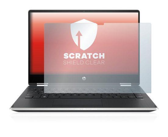 upscreen Schutzfolie »für HP Pavilion x360 14-dh2097nr«, Folie Schutzfolie klar anti-scratch