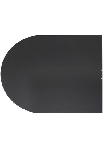 JUSTUS Bodenschutzplatte »B3« 100x120 cm juod...