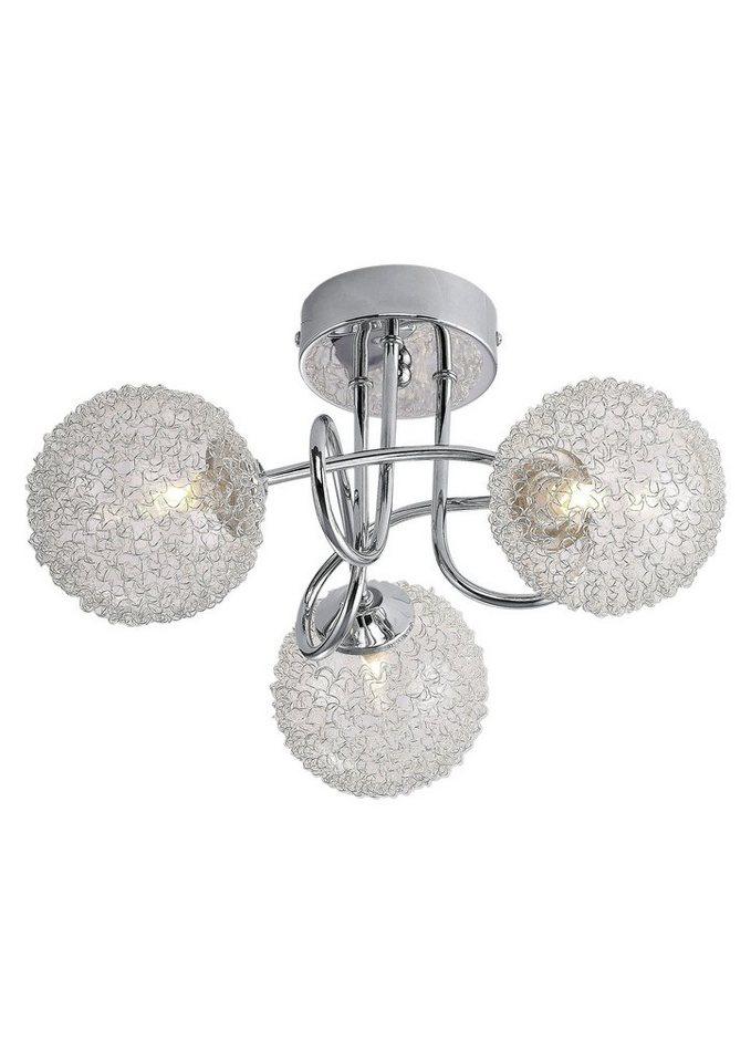 Halogen deckenlampe 3 flg leuchten direkt otto for Halogen deckenlampe