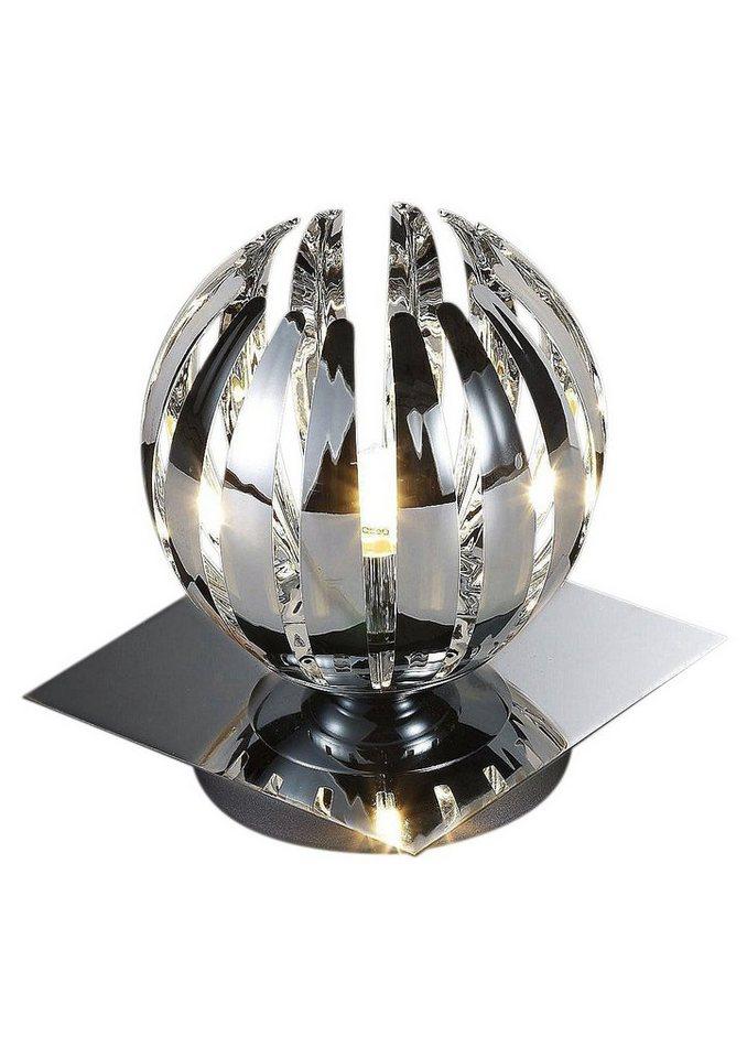 halogen tischlampe touch me in zwei farben trio online kaufen otto. Black Bedroom Furniture Sets. Home Design Ideas