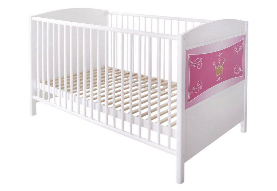 rauch kinder babybett made in germany kaufen otto. Black Bedroom Furniture Sets. Home Design Ideas