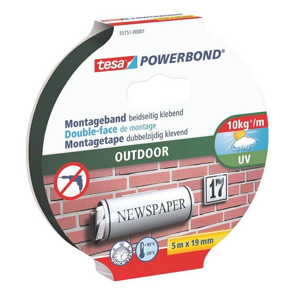 tesa Montageband »Powerbond Outdoor«