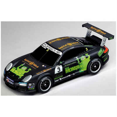 "Carrera® Autorennbahn »CARRERA GO!!! 61216 Porsche GT3 Cup ""Monster FM,«"
