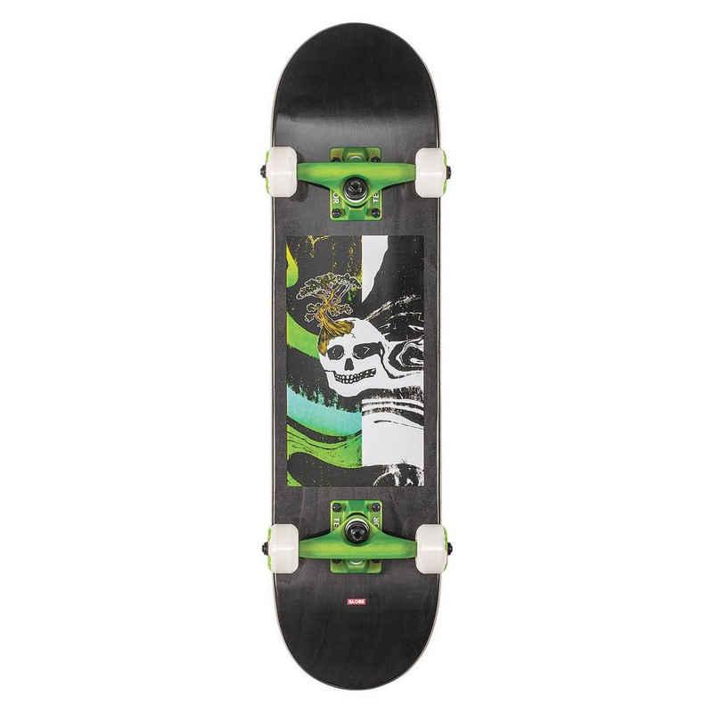 Globe Skateboard »Kinder Mt Warning 7.0' - air«