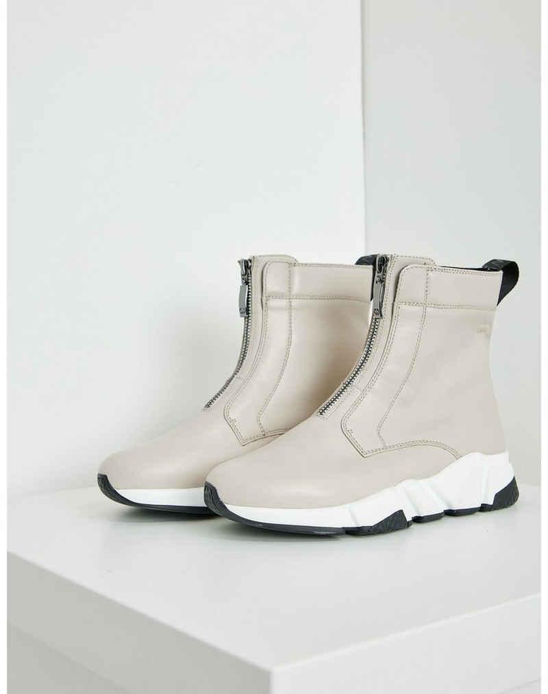 GERRY WEBER »Stiefelette aus Leder Doha« Sneaker