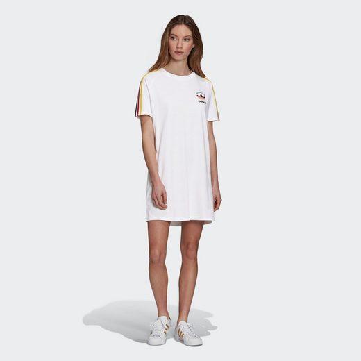 adidas Originals Shirtkleid »3-Streifen T-Shirt-Kleid«