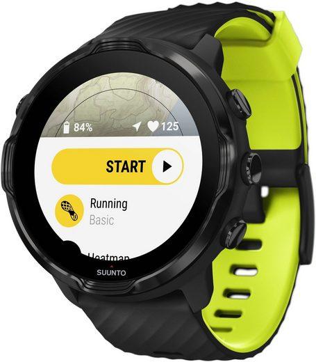 Suunto SUUNTO 7 Smartwatch (Wear OS by Google)