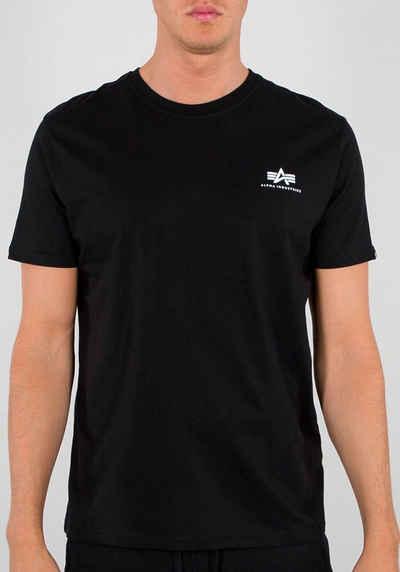 Alpha Industries Rundhalsshirt »Backprint T«