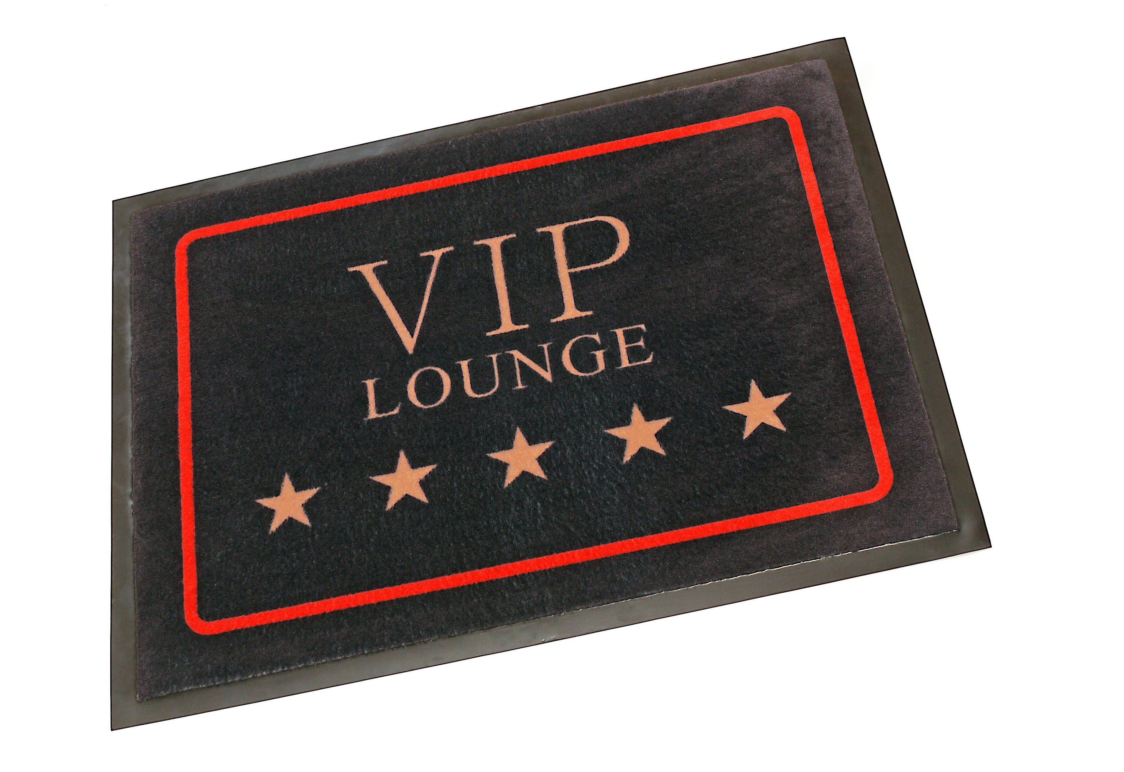 Fußmatte »VIP Lounge«, Hanse Home, rechteckig, Höhe 8 mm