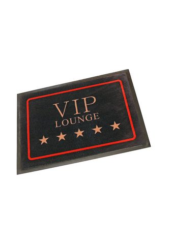 HANSE HOME Durų kilimėlis »VIP poilsis rechteckig...