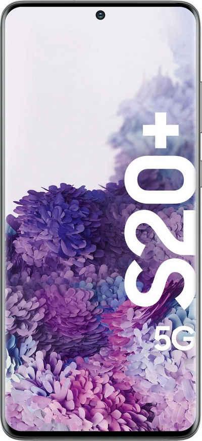 Samsung Galaxy S20+ 5G Smartphone (16,95 cm/6,7 Zoll, 128 GB Speicherplatz, 12 MP Kamera)