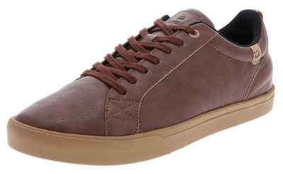 SAOLA »CANNON VL Herren Sneaker Braun« Sneaker VEGAN