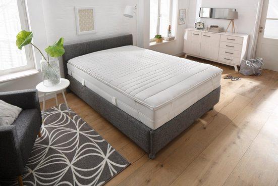 Topper »Schlaf-Gut Komfort TS«, Schlaf-Gut, 6 cm hoch, Raumgewicht: 28, Komfortschaum, geprüfte Qualität, wirksam gegen Milben!