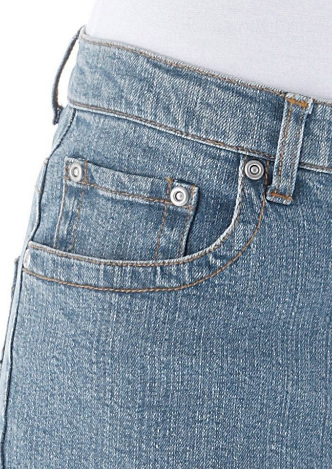 92deda889d505 Cheer Bootcut-Jeans »Simone« Regular Waist kaufen | OTTO