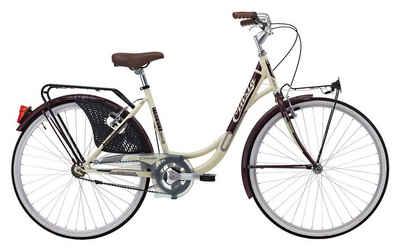 Cicli Cinzia Cityrad »26 Zoll Liberty Lady Single Speed«, 1 Gang, keine Schaltung
