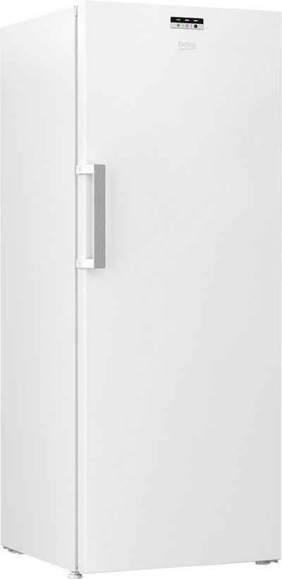 BEKO Gefrierschrank RFSA240M31WN, 150,8 cm hoch, 59,5 cm breit